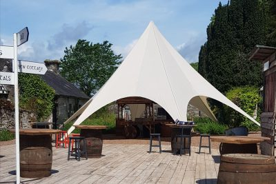 Outdoor Tent Cover for Event