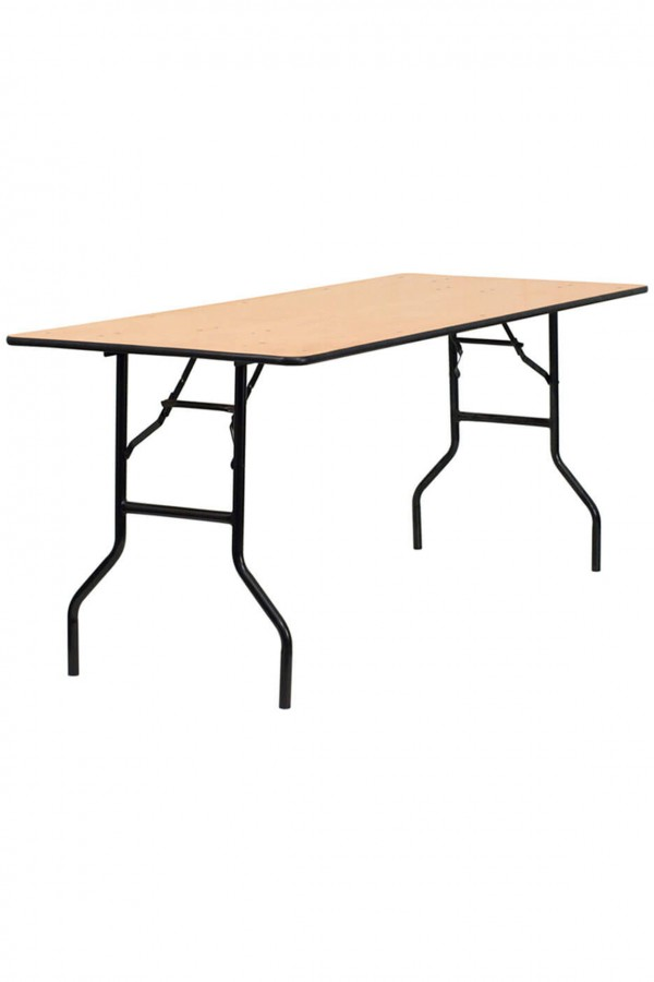 6ft x 3ft tables for events