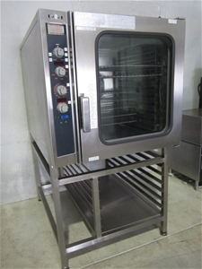 3 phase combi oven electric