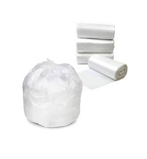 White Bin Bags