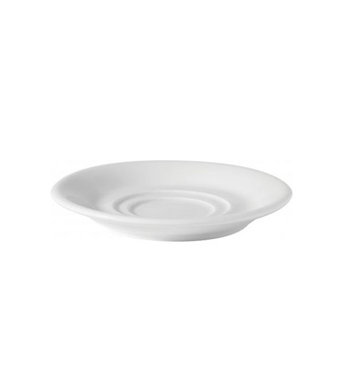 White Classic Saucer