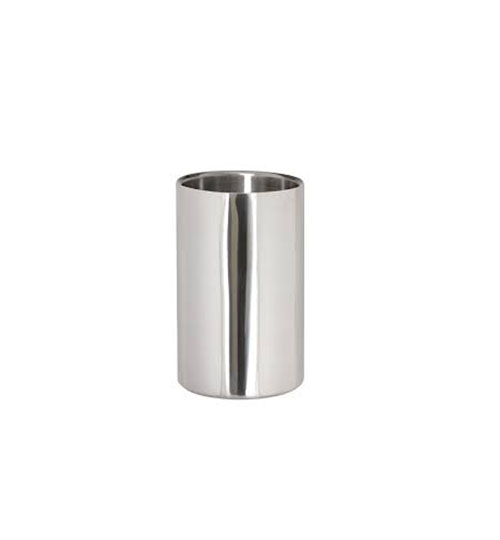 Wine Cooler brushed stainless steel