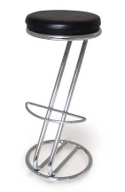 black high stools for events