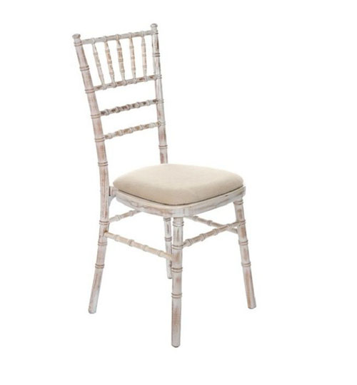 Hire Chiavari Chairs for your Wedding or Event