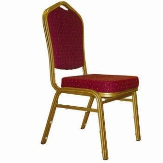 red banquet chairs for hire