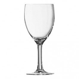 wine glass elegance 6oz for events