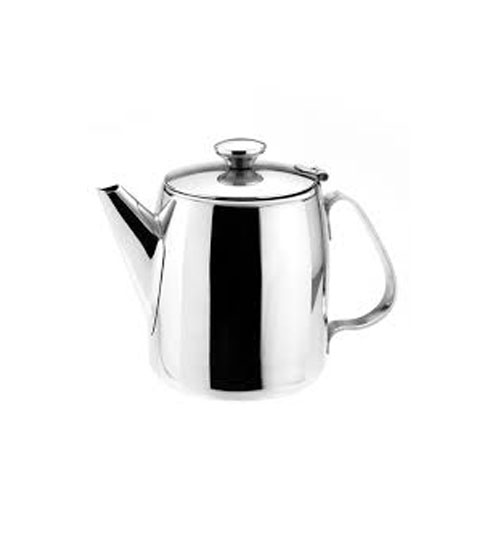 Stainless steel coffeepots