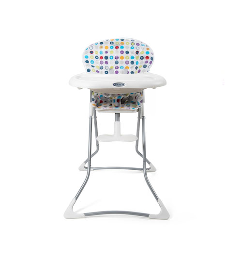 baby high chair for events