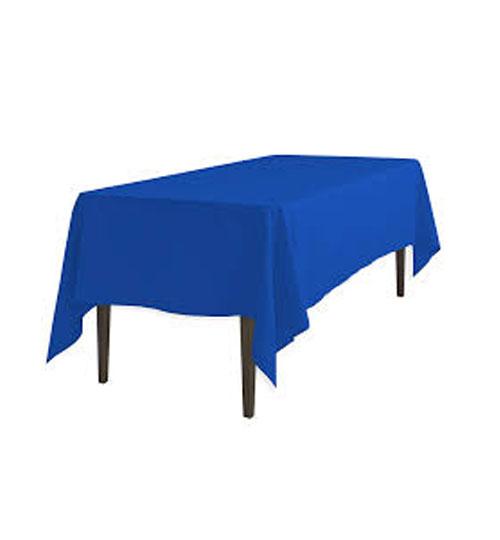 blue linen 70 x 70