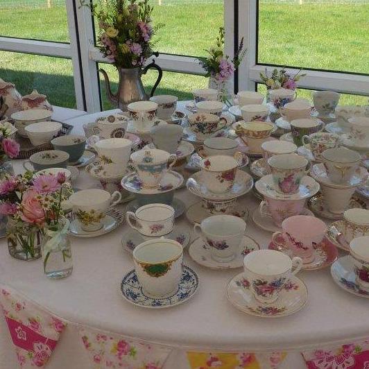 afternoon tea furniture