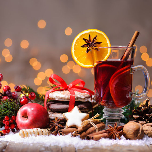 mulled wine party equipment hire